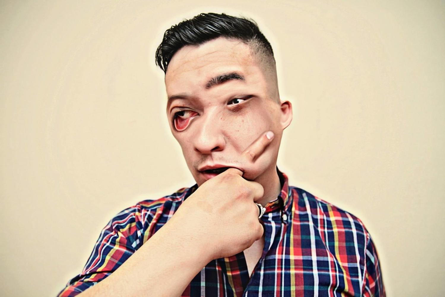 The Year 2020 - Self Portrait by Joshua Foo
