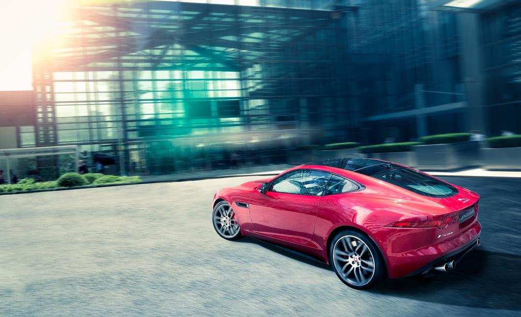 Jaguar F type by Jun Dang