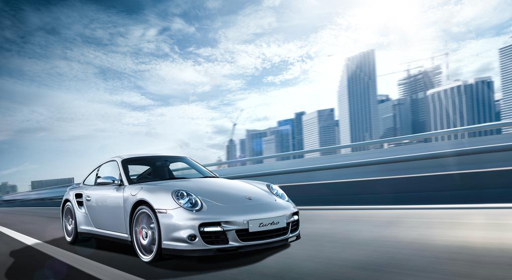 Porsche 911 by Jun Dang