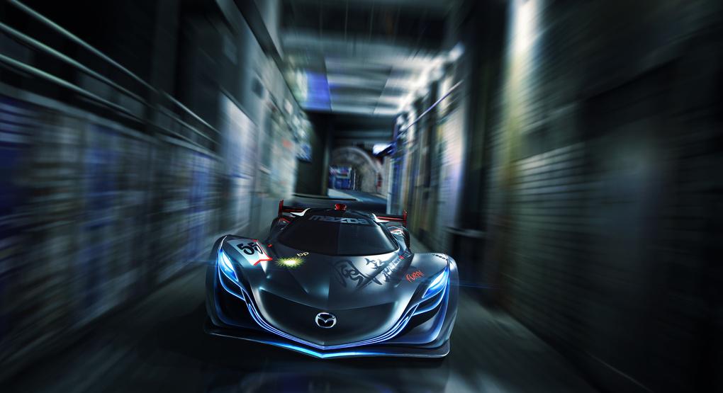 Mazda Furai by Jun Dang