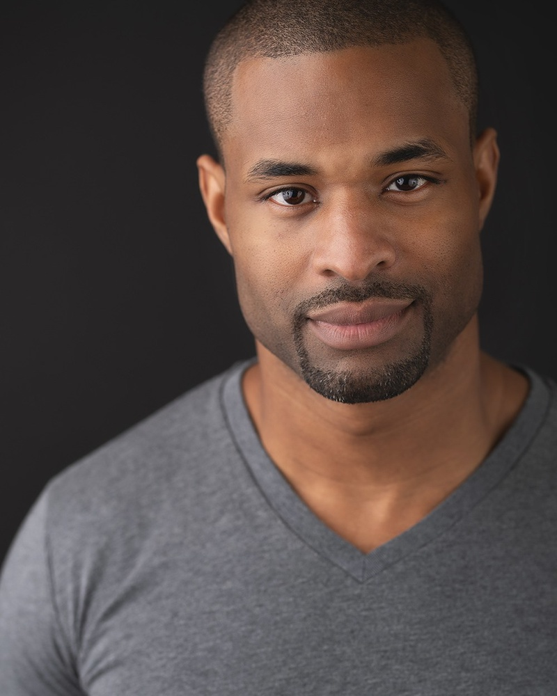 Actor headshot NYC 2019 by Joe Jenkins