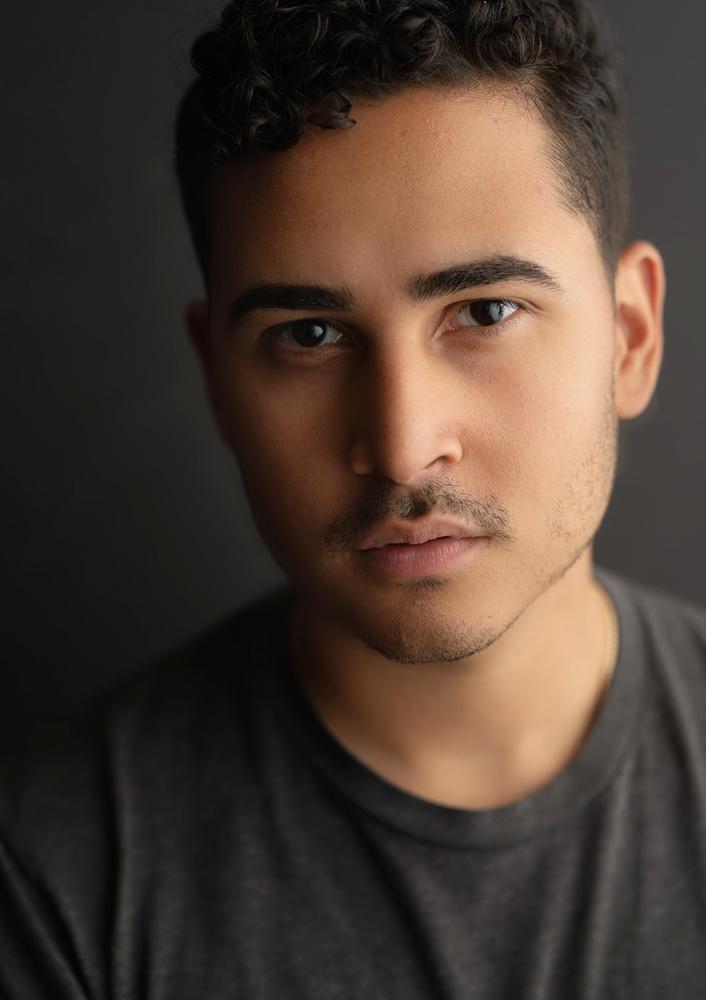 Actor headshot in NYC by Joe Jenkins
