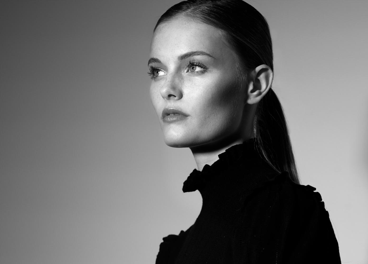 Fashion Portrait by Joe Jenkins