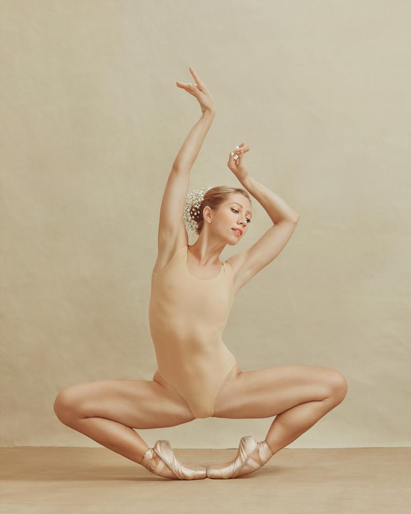 Poppyseed Dancer I by Irina Jomir