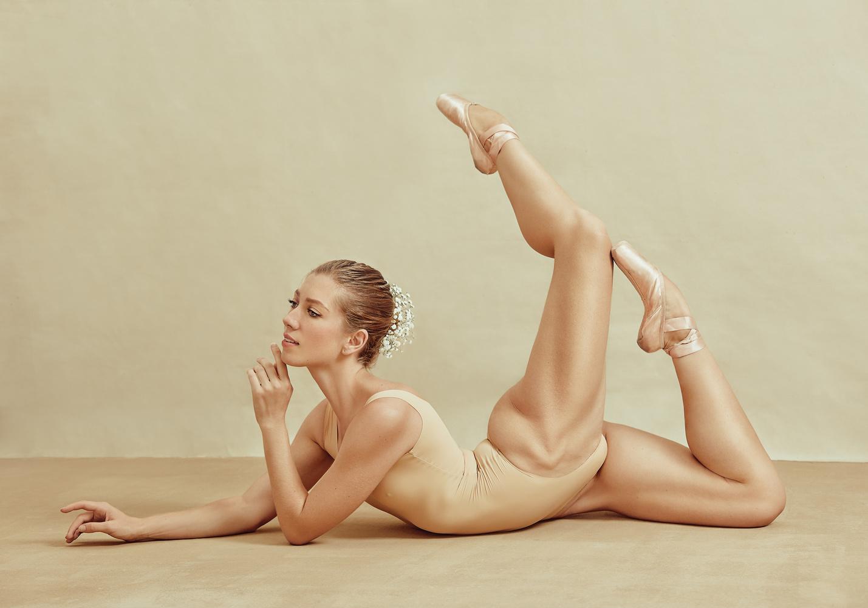 Poppyseed Dancer II by Irina Jomir