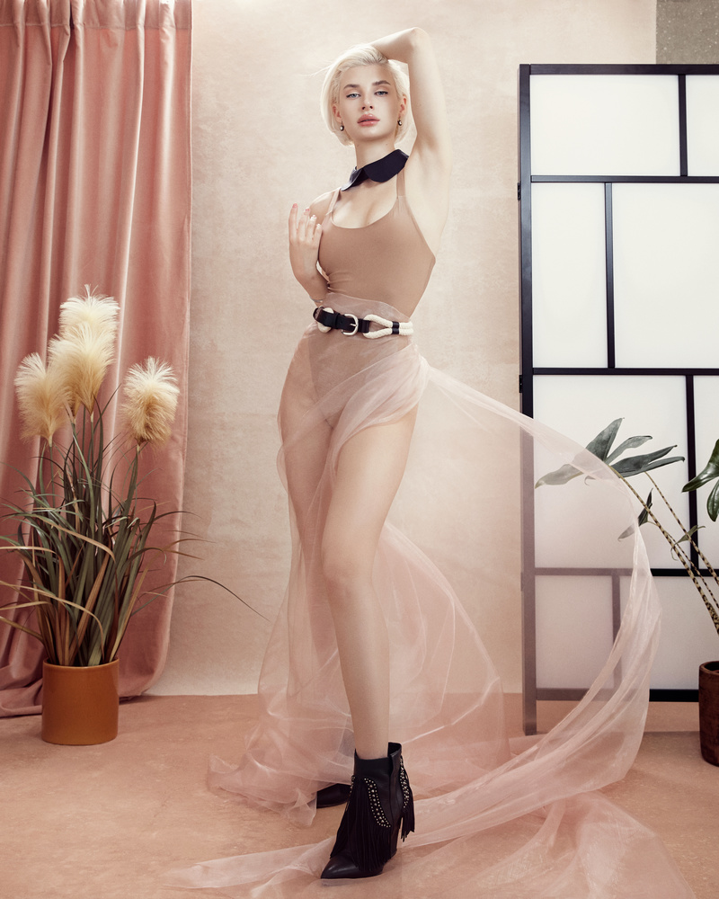 Pink room _ Masha_6 by Irina Jomir
