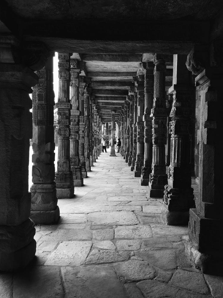 Stones Build, Delhi IN by Kalpesh Purohit