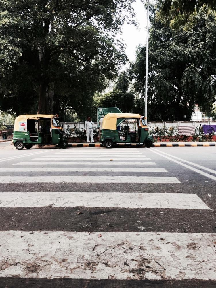 Delhi, IN by Kalpesh Purohit