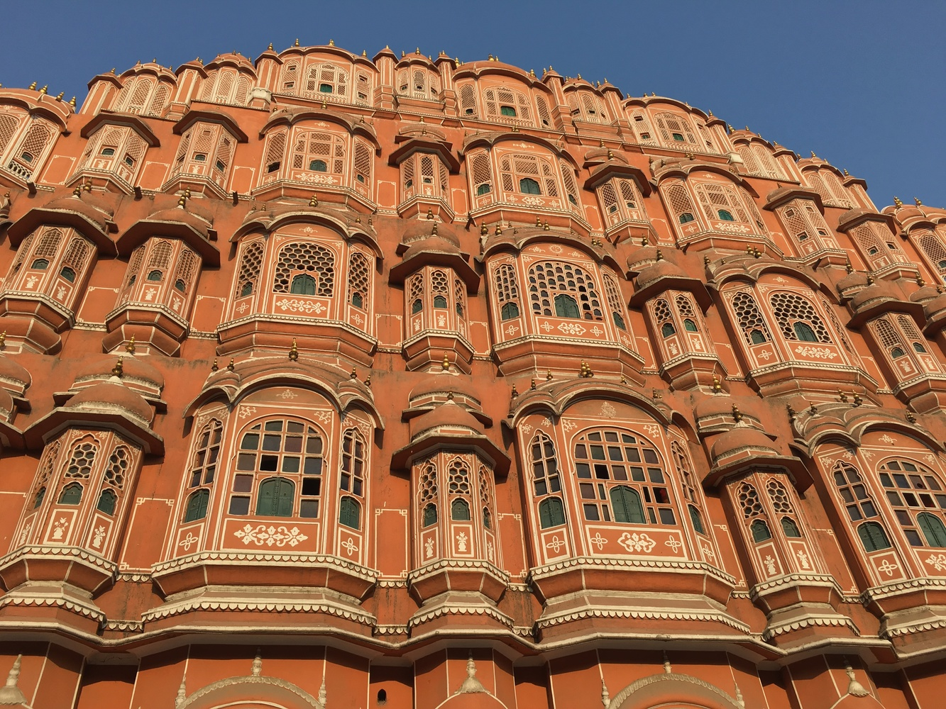 Hawa Mahal, Jaipur IN by Kalpesh Purohit