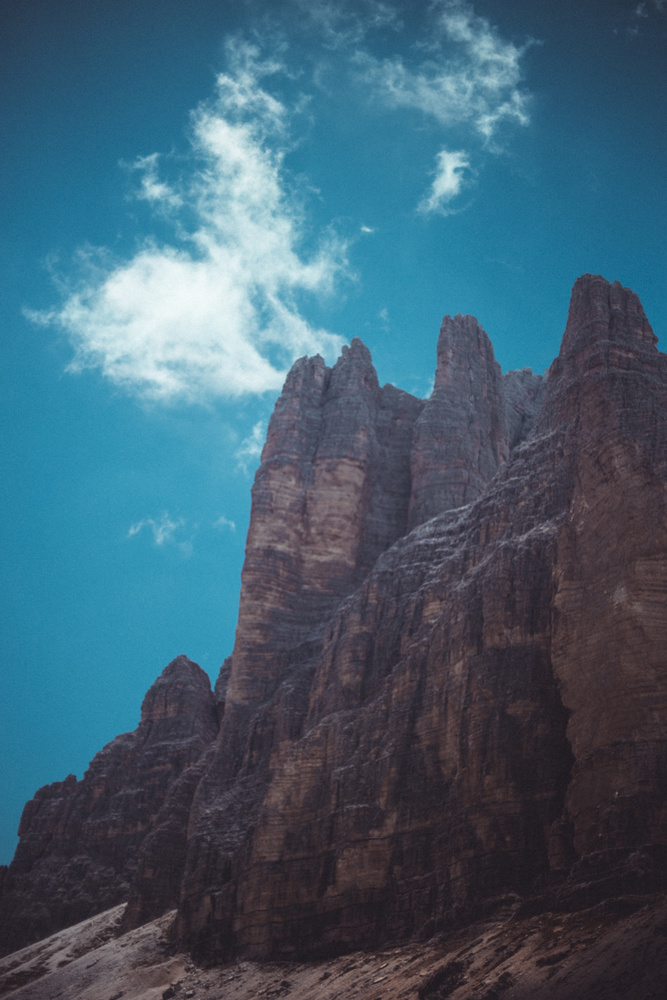 The Dolomites #1 by Diogo Linhares