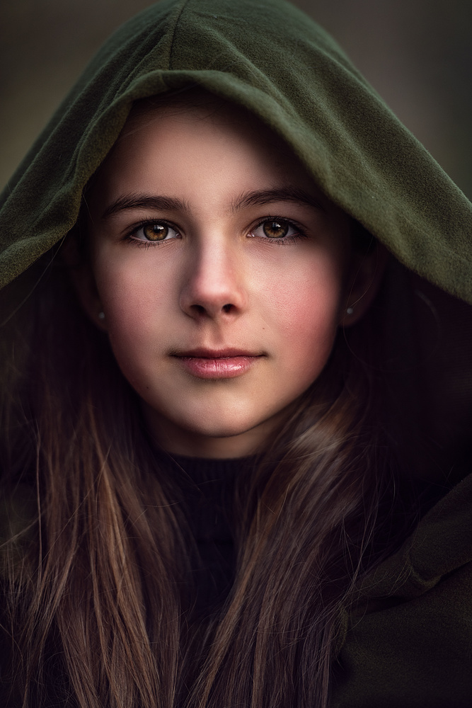 Hooded by Inge Smulders