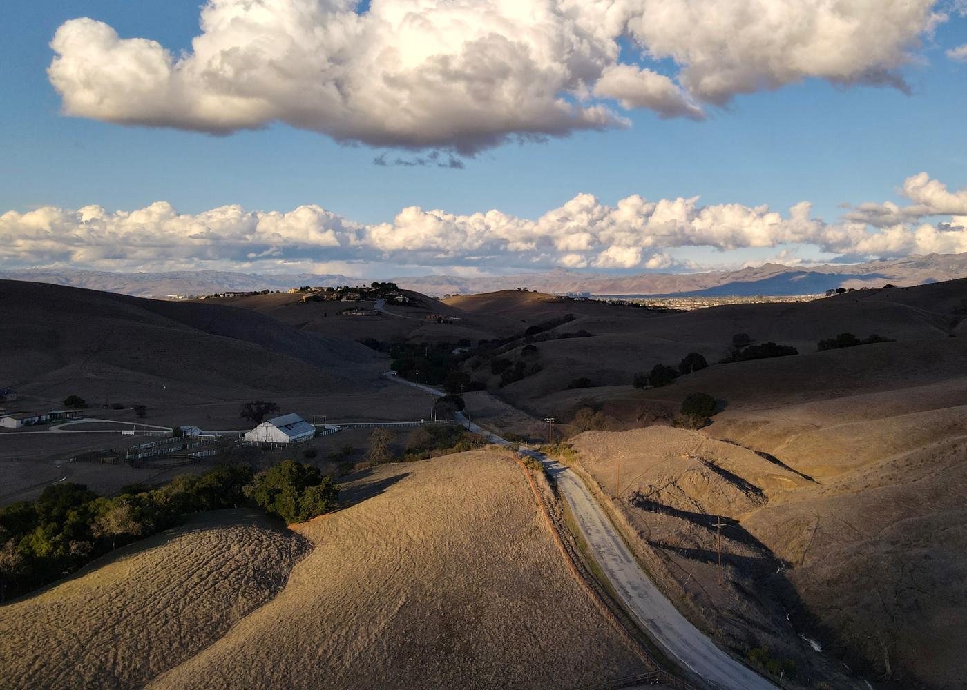 Countryside by Joe Burdick