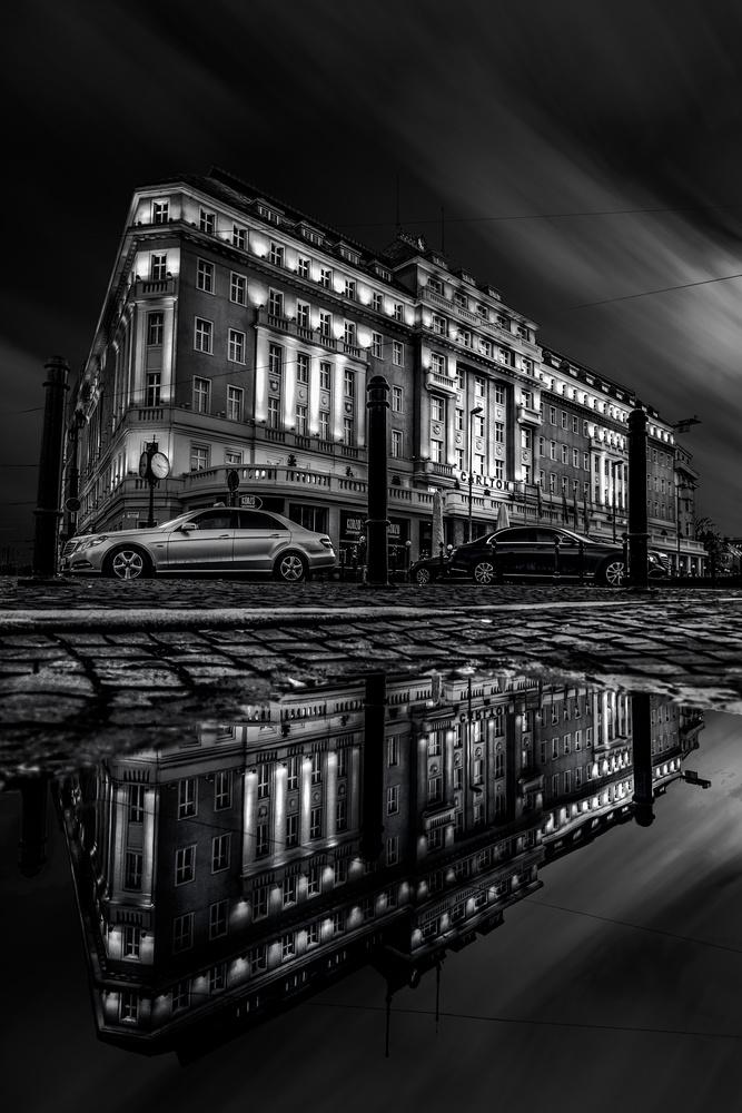 Carlton Hotel by Tomas Haluska