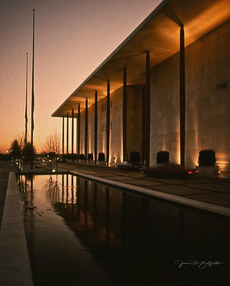 The Kennedy Center by James Zuffoletto