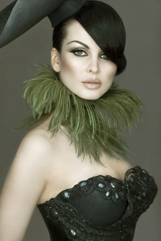 Miss Duffy by Vicky Papas Vergara