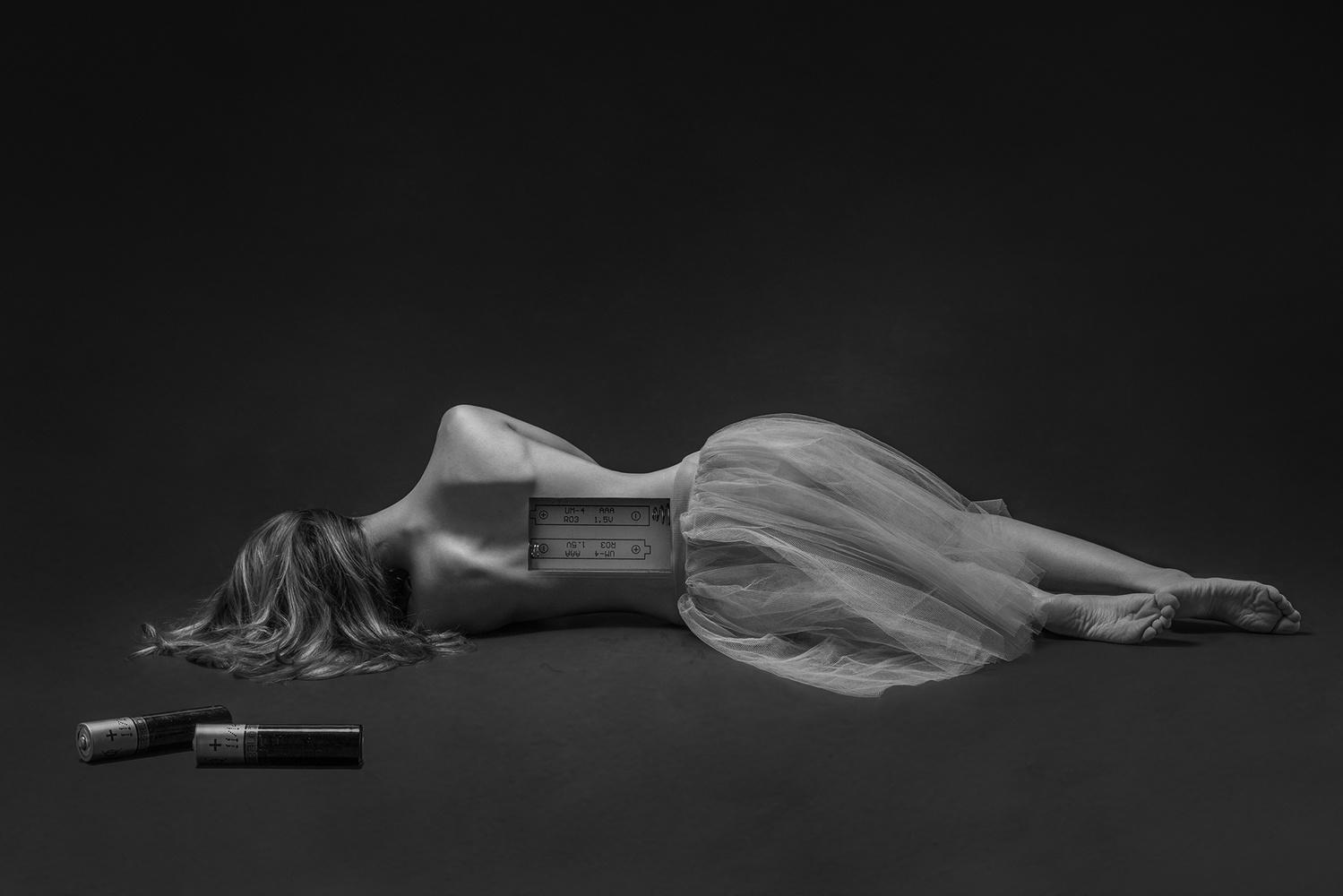Powerless by Teodora Dimitrova