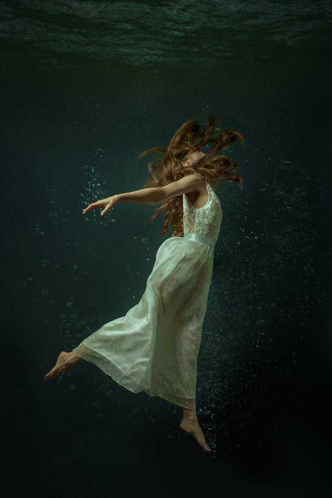 Dive into scilence by Teodora Dimitrova