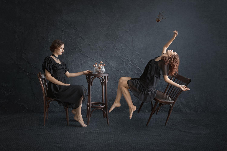 Selves by Teodora Dimitrova