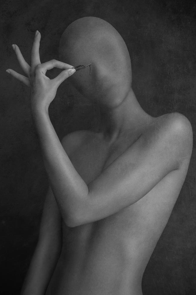 Blindness by Teodora Dimitrova