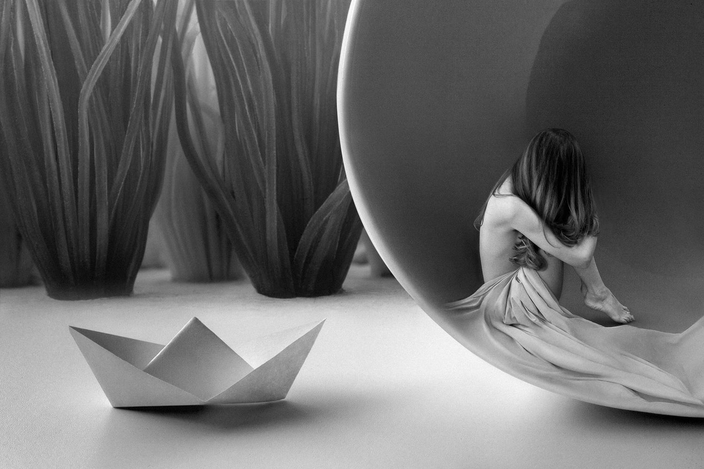 The Secret Journey by Teodora Dimitrova