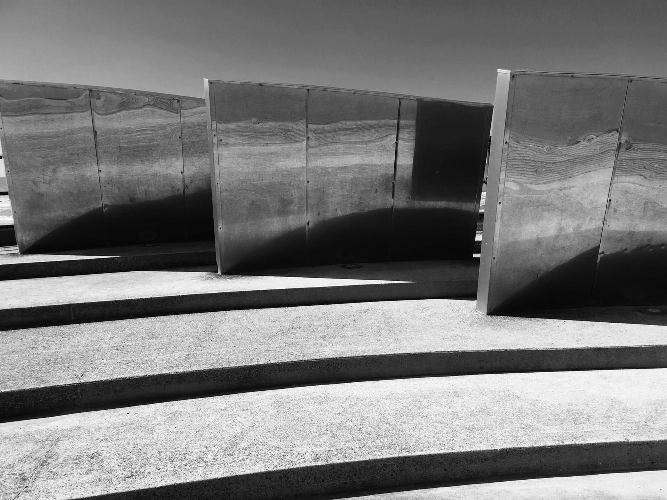 Beyond the beach by Sarah Roberts