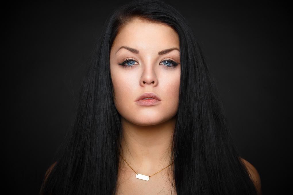 Jessica 1 by Dave Nunez-Delgado