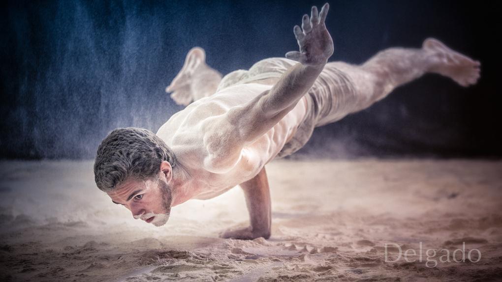 Powder Athlete by Dave Nunez-Delgado