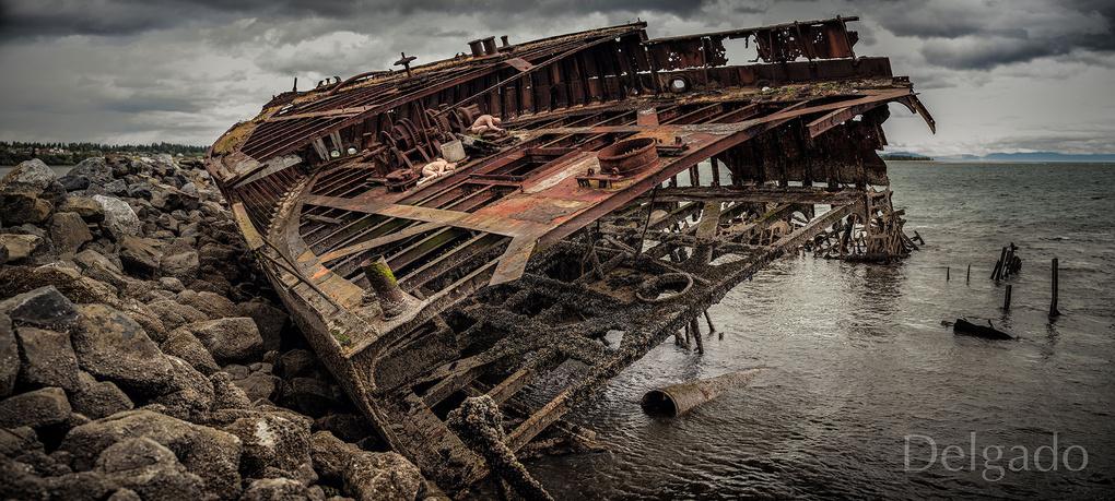 Shipwrecked! by Dave Nunez-Delgado