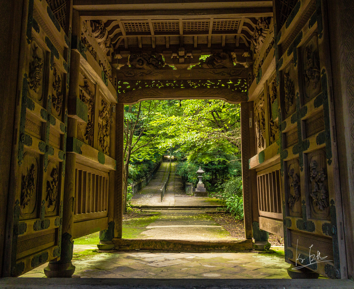 The gate by Ko Eto