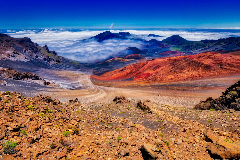 Mount Haleakala Summit by Jamison Boyer