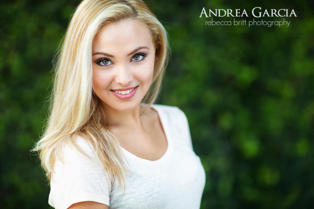 Andrea Garcia by Rebecca Britt