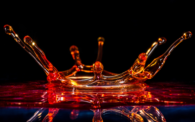 Liquid Fire by Stuart Willson