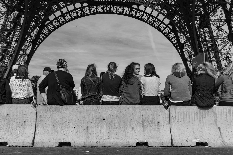 Paris - Kids by Ben Beer