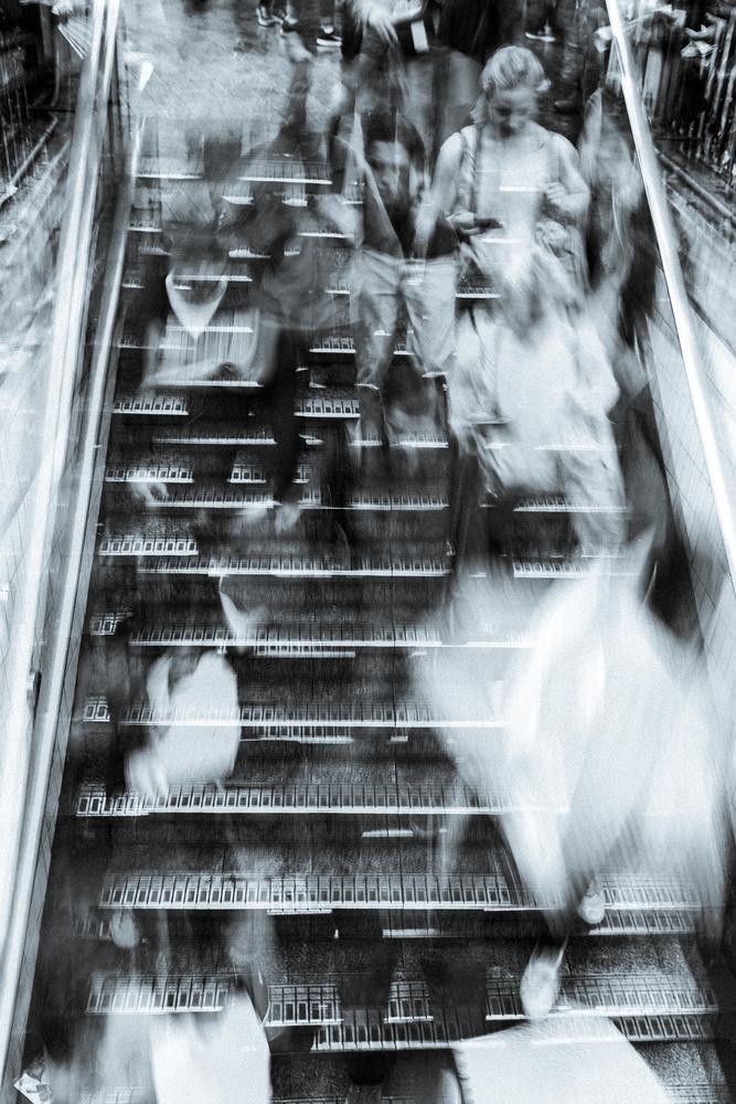 Rush Hour by Ben Beer