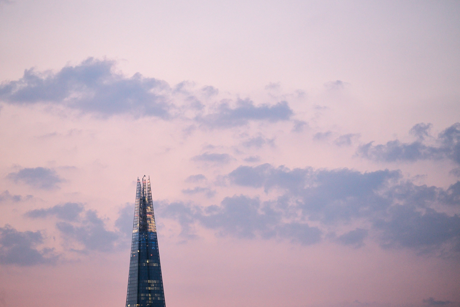 The Shard - Study #1 by Ben Beer