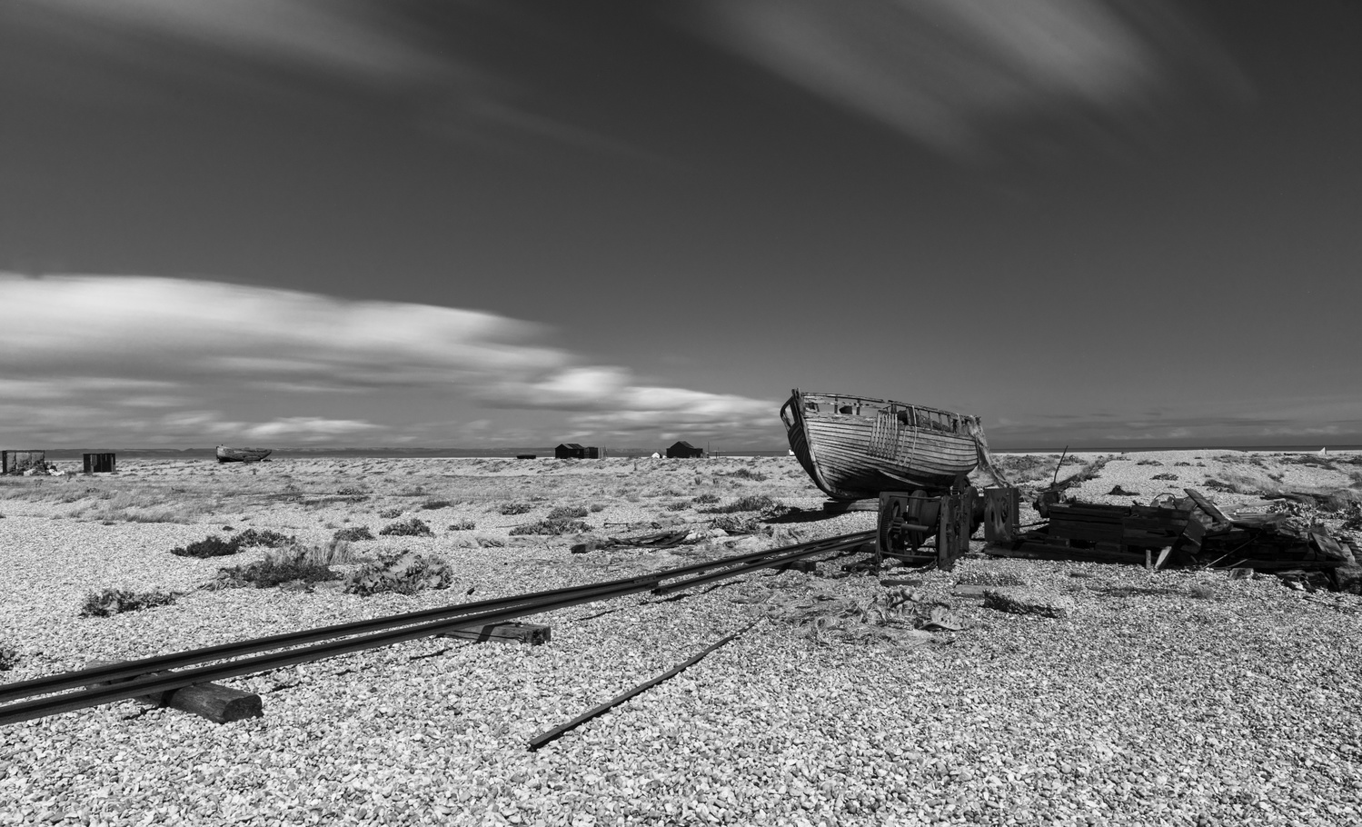 Dungeness Beach by Ben Beer