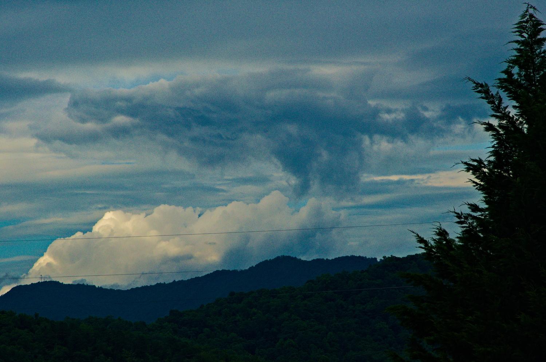 Summer Storm Clouds by Adam Morton