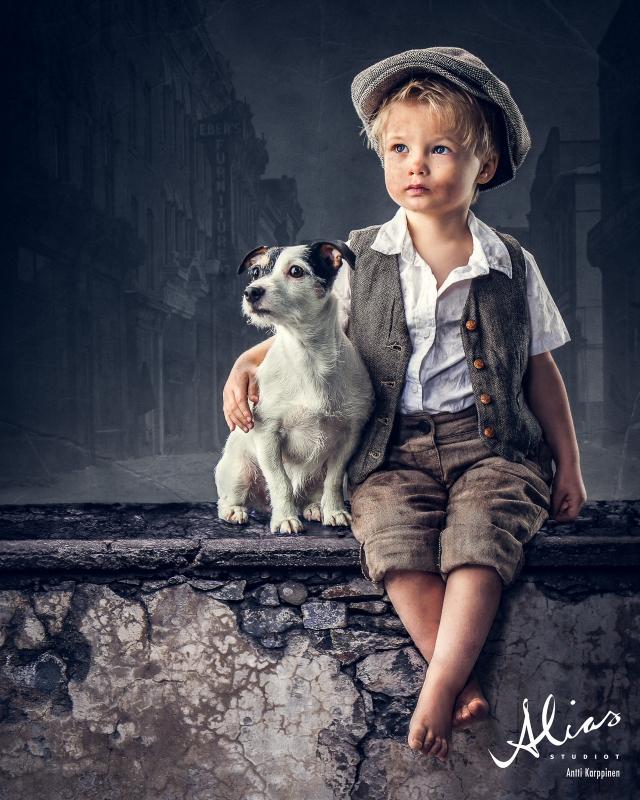 The Kid by antti karppinen