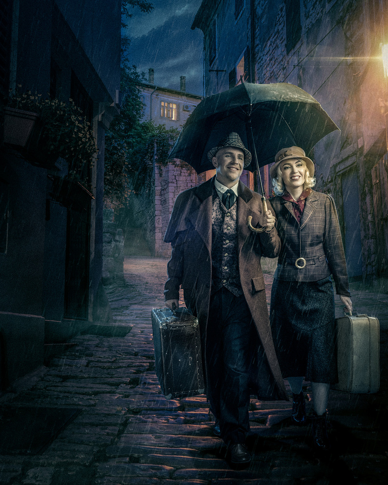 Sherlock couple by antti karppinen
