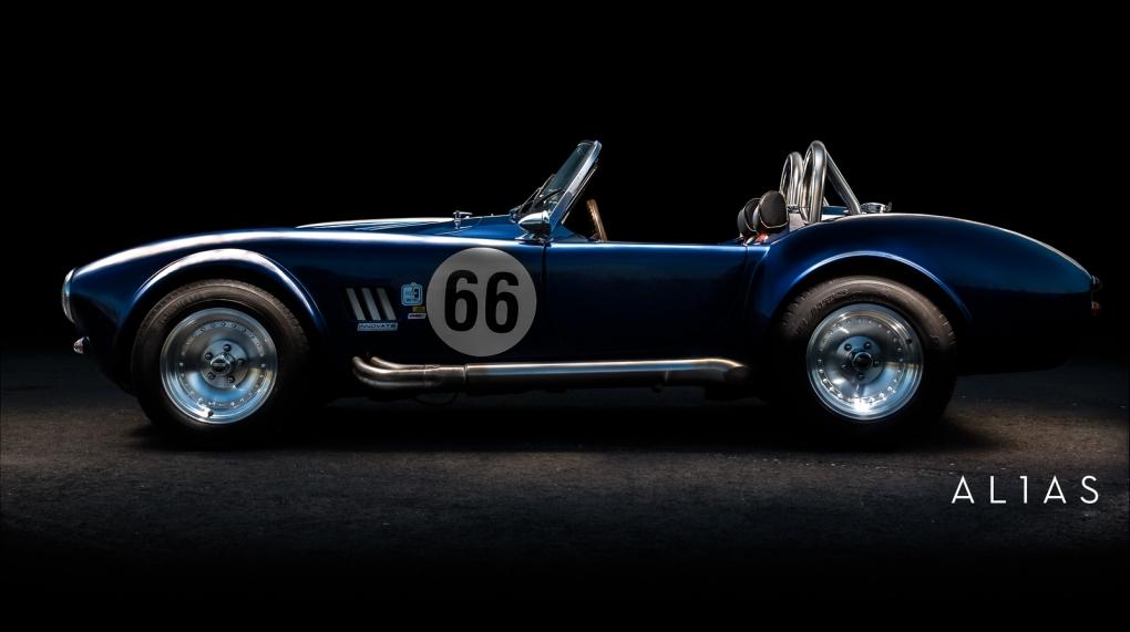 Shelby AC Cobra by antti karppinen