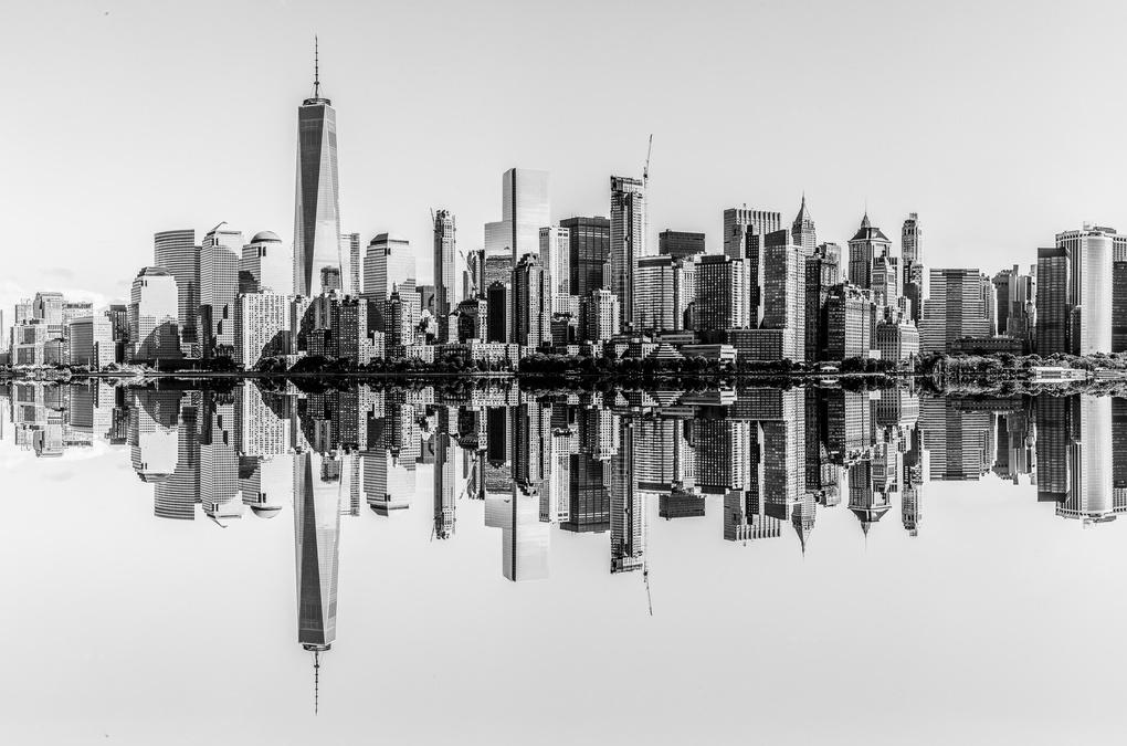 New York Skyline by antti karppinen