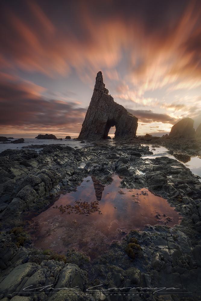 Door to Mordor by Unai Larraya