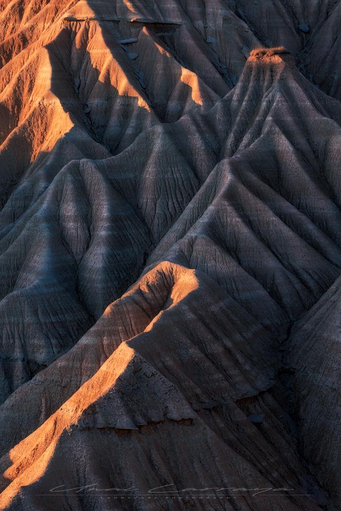 Desert forms by Unai Larraya