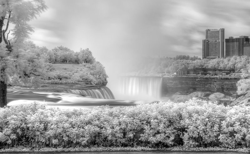 Falls View by Gary Muth