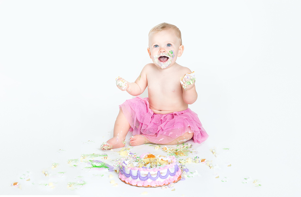 Happy Birthday Little One by David Walters