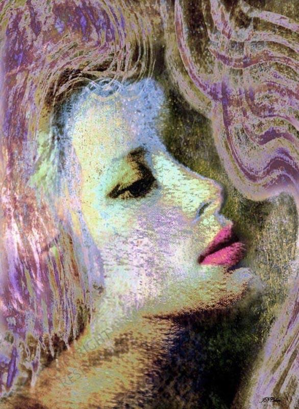 Pygmalion's Desire by John Neville Cohen