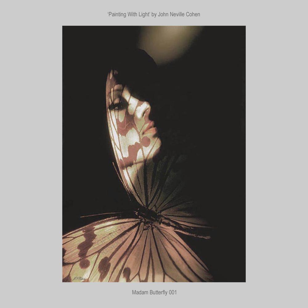 Madam Butterfly by John Neville Cohen