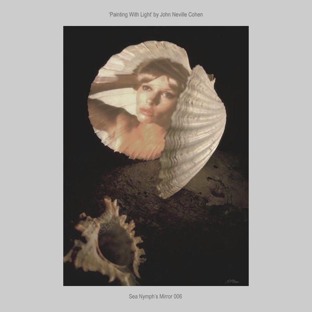 Sea Nymph's Mirror by John Neville Cohen