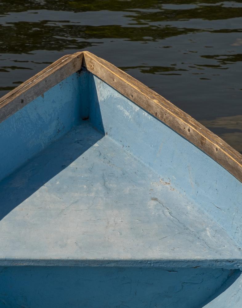 Belfast Boat 4 by David Therrien