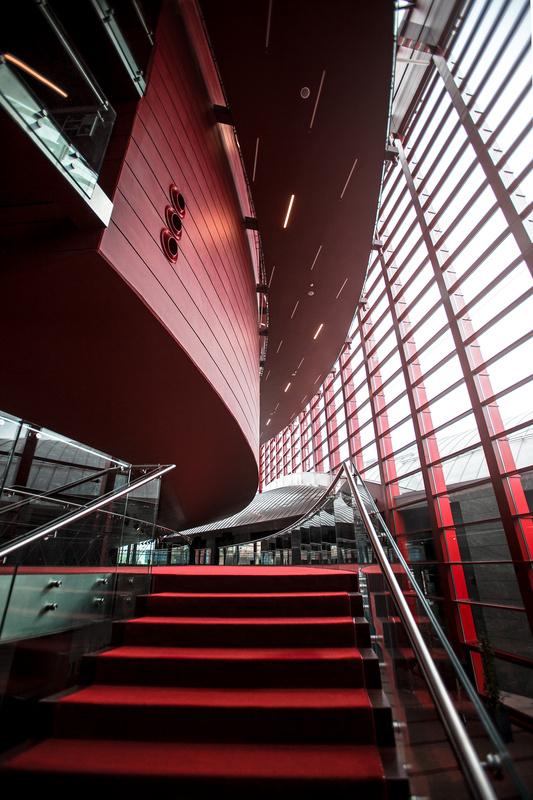 Krakow Opera I by Alex Sebastian